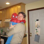 Spidey and Alan