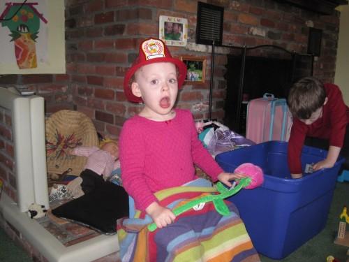 Firefighter Eve - p2