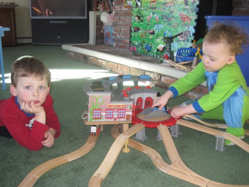 train set - 2