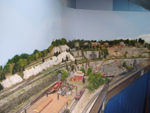 model trains -p1