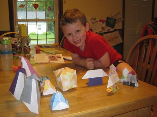 origami lex