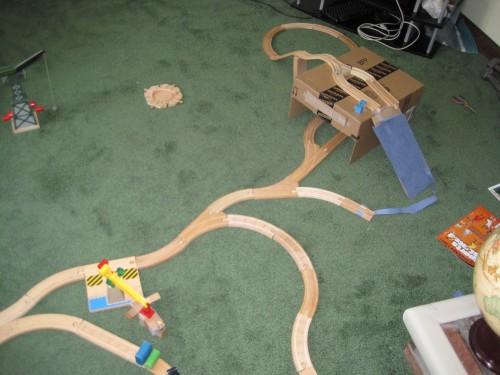 trains p1