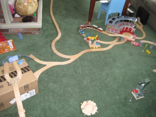 trains p2