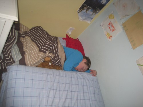 silly sleeper p2